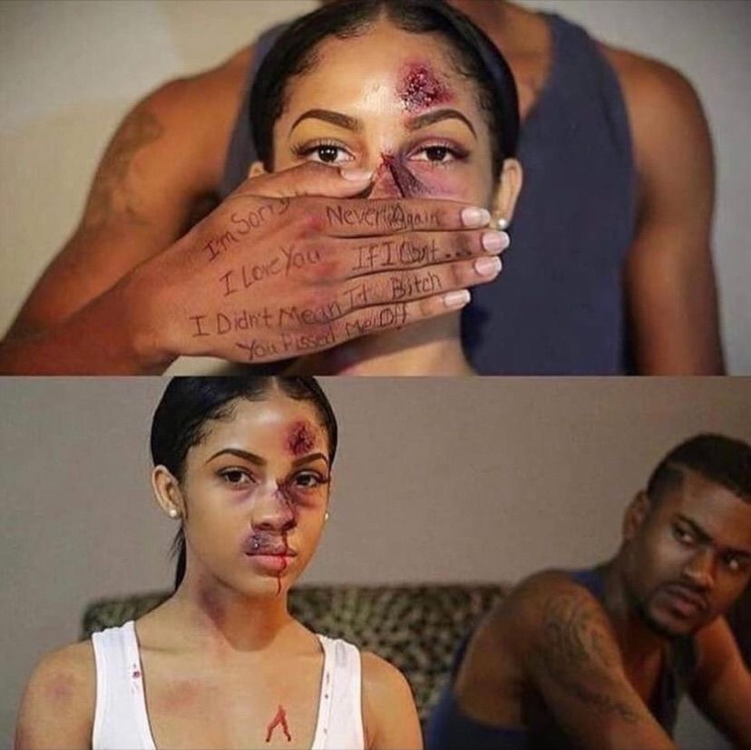 #say no to domestic abuse