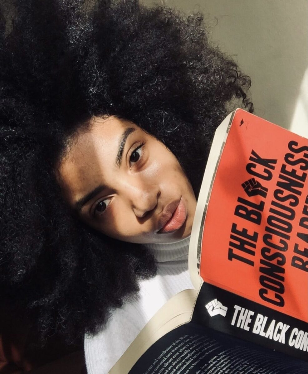 We celebrate strong black women who have been through difficult times.