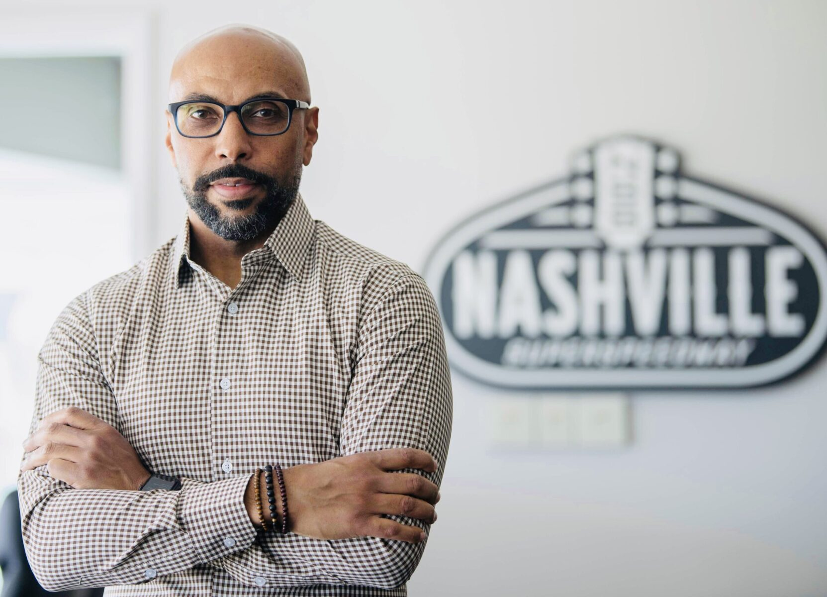 Erik Moses, NASCAR's first Black track president, on the importance of representation